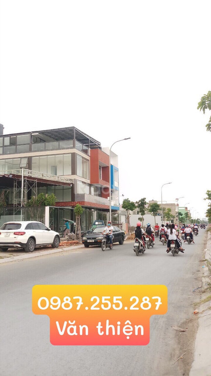 Lô đất thổ cư gần Aeon Bình Tân (ảnh 1)