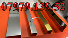 Nẹp chữ u inox 304, nẹp trang trí inox chữ u (ảnh 6)