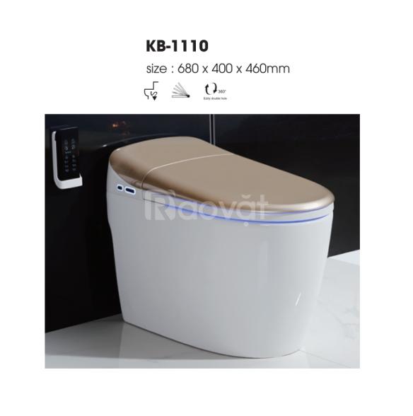 Bồn cầu điện tử thông minh kramer kb-1110 (ảnh 1)