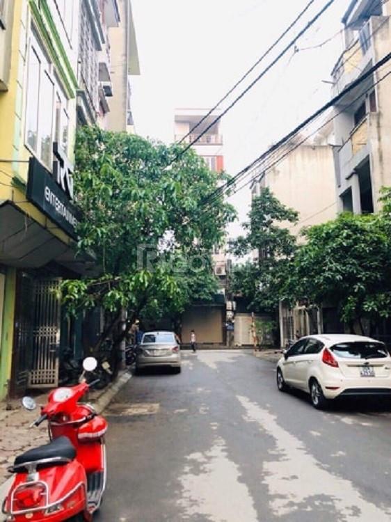 hà phân lô Trương Định, ôtô đỗ cửa, ở ngay, 55m, 5 tầng, 6 tỷ