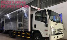 isuzu 3.9 tấn, thùng Kín dài 5.2m, KM 50% thuế trước bạ, máy lạnh...