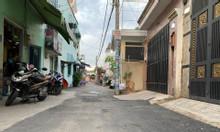 Bán nhà 3 tầm đường nhựa xe hơi 1 sẹc ngắn Lê Văn Khương HT Quận 12