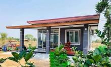 Nhà vườn Hồng Thái giá rẻ về vườn cùng Bình Thuận