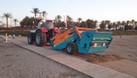 Máy làm sạch bãi biển, máy cào rác bãi biển unicorn (ảnh 7)