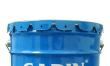Cần mua sơn kẻ vạch màu xanh dương lon 5l cho công trình