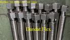 Ống mềm thủy lực, ống nối mềm inox, Ống mềm inox chịu nhiệt cao (ảnh 5)