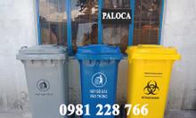 Thùng rác nhựa trợ thủ đắc lực bảo vệ môi trường