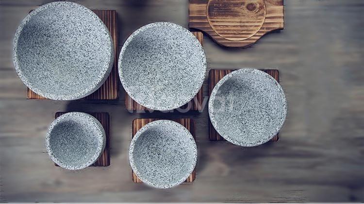 Thố đá giử nhiệt Hàn Quốc cao cấp (ảnh 7)