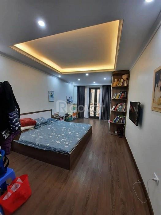 Nhà ngõ Trương Định, ôtô, 55mx5T, ở ngay, nhỉnh 6 tỷ (ảnh 1)