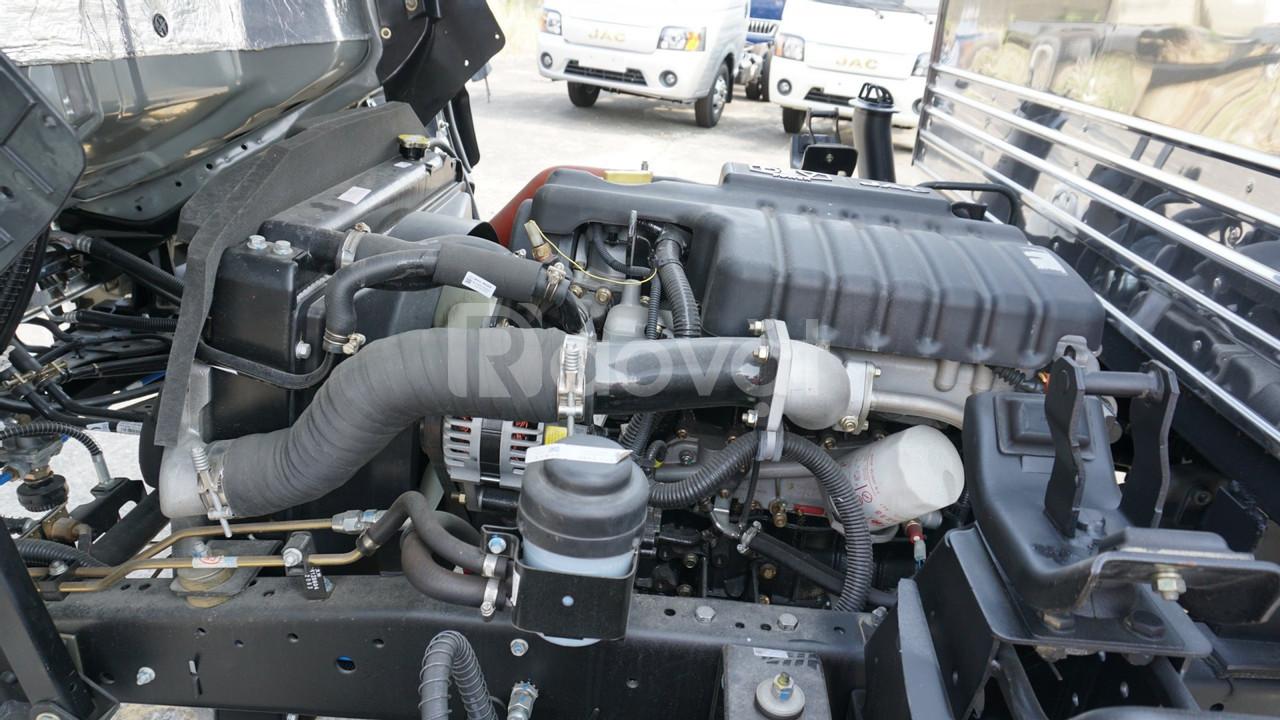 Xe tải Jac L500 thùng dài 4m2 trả góp 70% nhận xe ngay