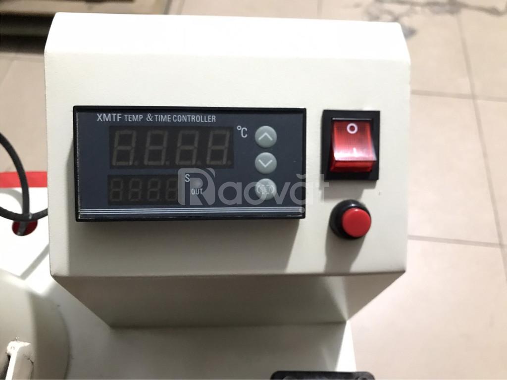 Máy ép chuyển nhiệt ly sứ và máy ép chuyển nhiệt dĩa sứ  (ảnh 1)