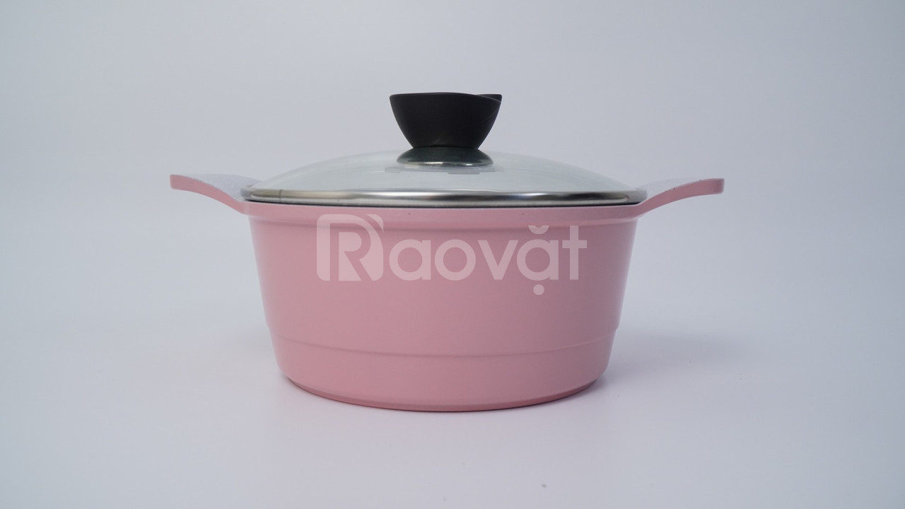 Nồi tráng sứ Ceramic - Happy Home Pro