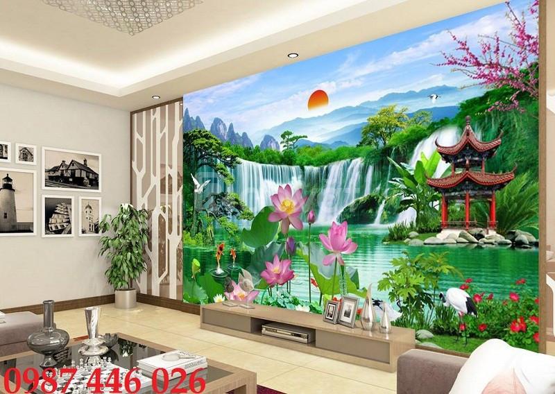 Gạch tranh phòng khách 3d tranh trang trí, tranh tường (ảnh 1)