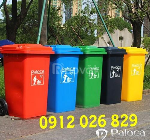 Nơi bán thùng rác nhựa Đà Nẵng giá rẻ, chất lượng, giao tận nơi (ảnh 5)