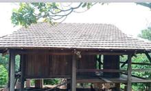 Bán nhà gỗ 2, 3, 5 gian làm nhà ở, quán cafe ở TT Ea T-Ling, Cư Jút