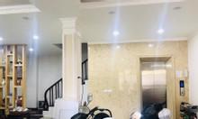 Nhà Trần Duy Hưng, thang máy, vỉa hè, kinh doanh, 73m, 6 tầng, 14 tỷ