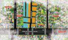 Đất đường Đinh Tiên Hoàng cần bán 100m2, gần biển Bãi Dài, sổ đỏ chính