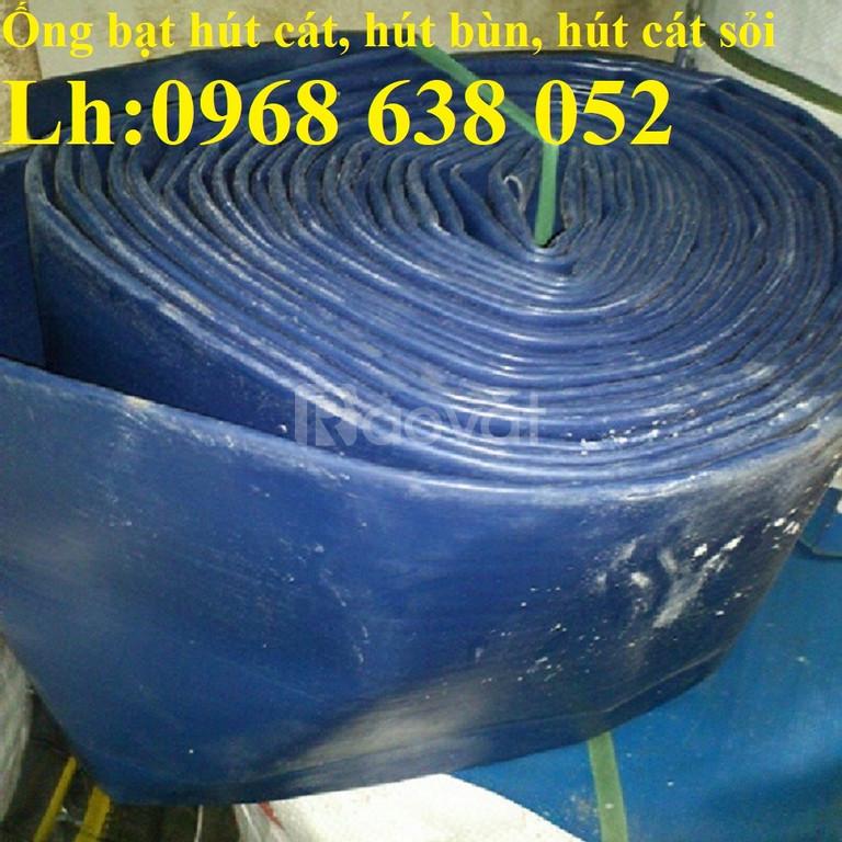 Ống bạt tải cát sỏi D40, D50, D60, D80, D100, D120, D150, D200 (ảnh 8)
