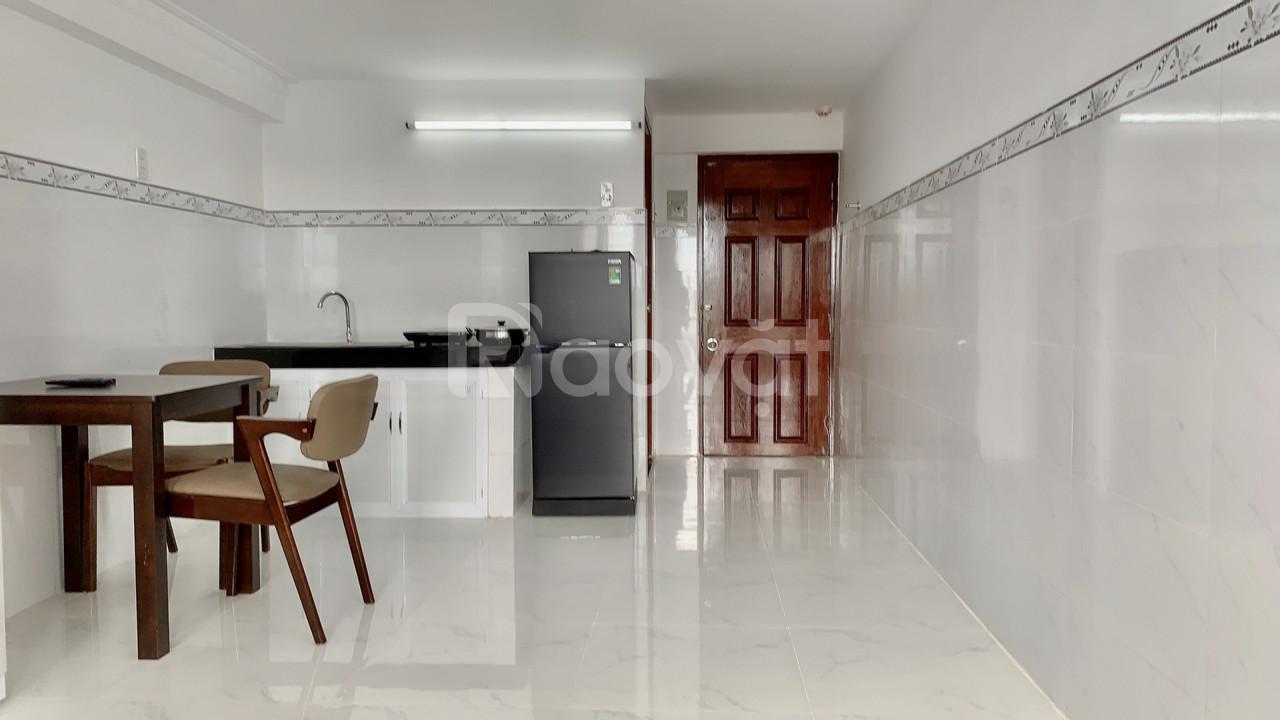 Căn hộ mini mới, full NT, có thang máy, giá tốt tại phường 1, quận 8