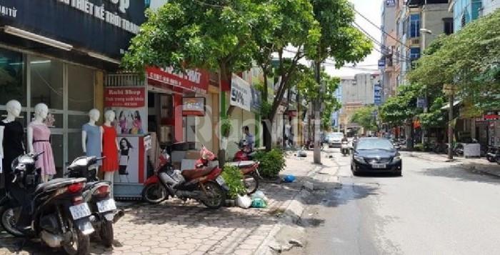 Nhà mặt phố Đại Từ, kinh doanh 100tr/m2