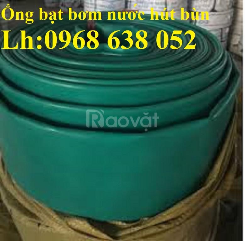 Ống bạt tải cát sỏi D40, D50, D60, D80, D100, D120, D150, D200 (ảnh 1)
