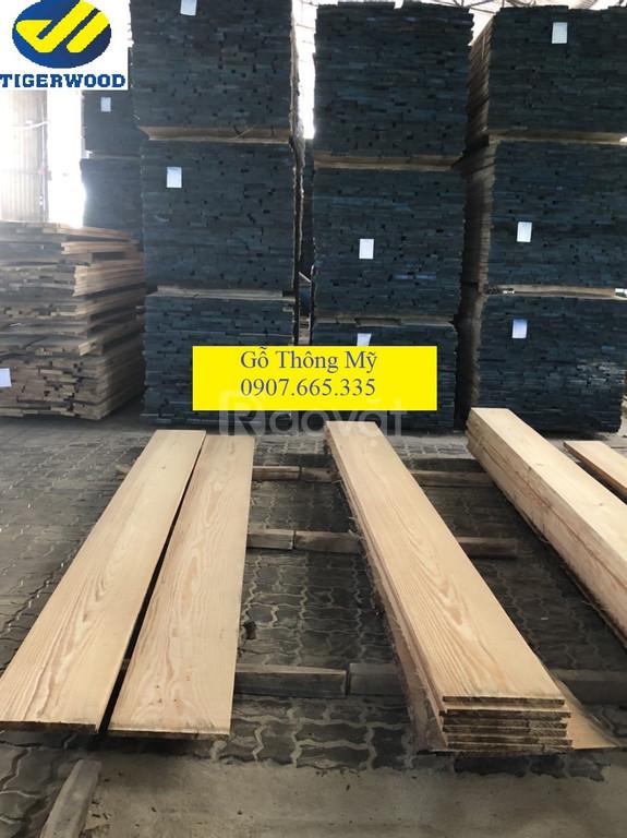 Báo giá ốp tường gỗ thông (ảnh 6)