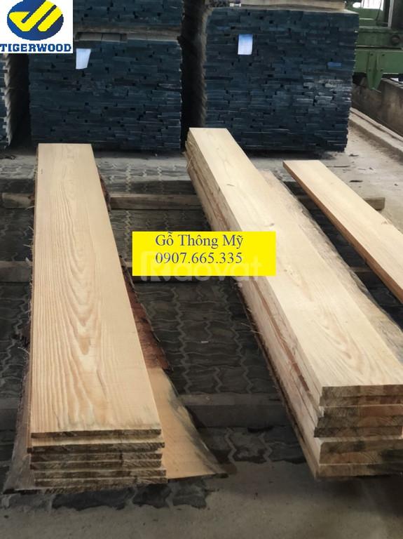 Báo giá ốp tường gỗ thông (ảnh 5)