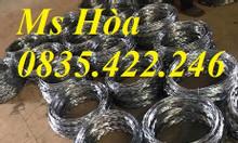 Dây kẽm gai, giá lưới thép hàn