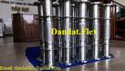Dây nối mềm inox chịu nhiệt, ống nối mềm inox, ống chống rung inox 304 (ảnh 1)