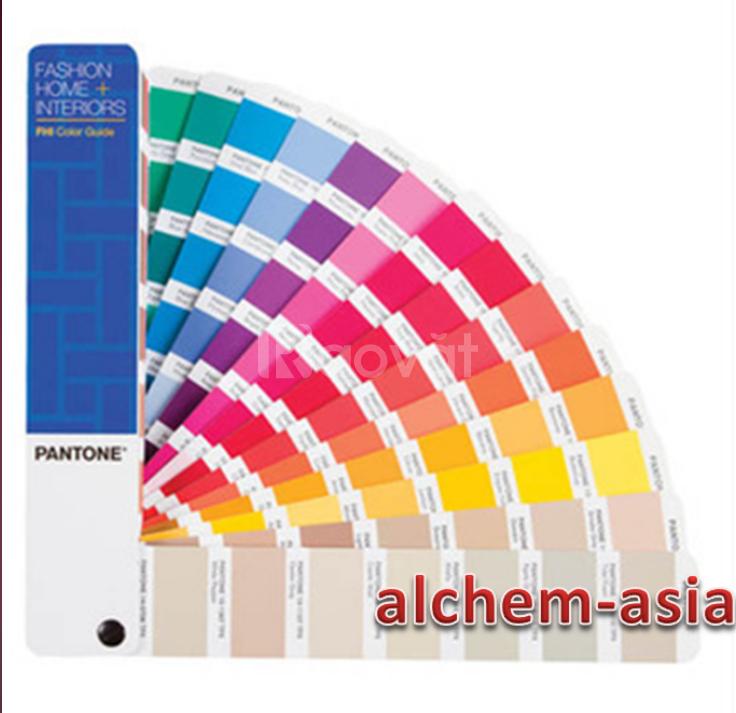Pantone màu chuẩn Formula dùng trong in ấn