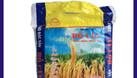 Bao bì gạo 10kg, bao PP dệt ghép màng (ảnh 1)