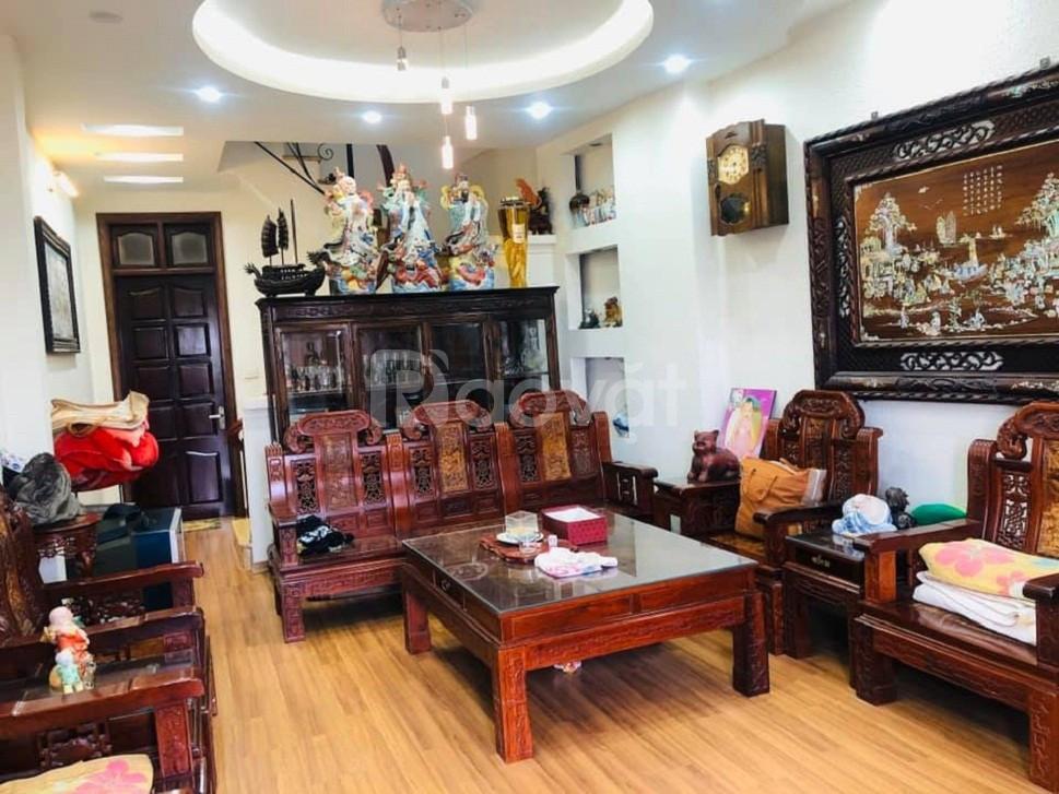 Nhà Khương Trung, Thanh Xuân 68m 5 tầng ôtô đỗ cửa view hồ