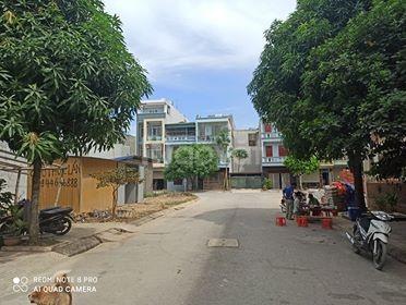 Bán nhà 4 tầng khu đô thị ven sông Hạc Phường Đông Thọ 72.5m2, rộng 5m