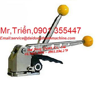 Máy đóng đai thép cầm tay P-383 nhập khẩu Taiwan giá rẻ Toàn Quốc