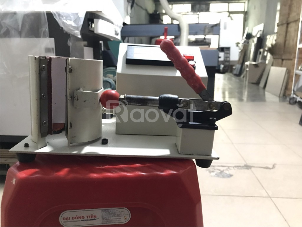 Máy ép chuyển nhiệt ly sứ và máy ép chuyển nhiệt dĩa sứ  (ảnh 3)
