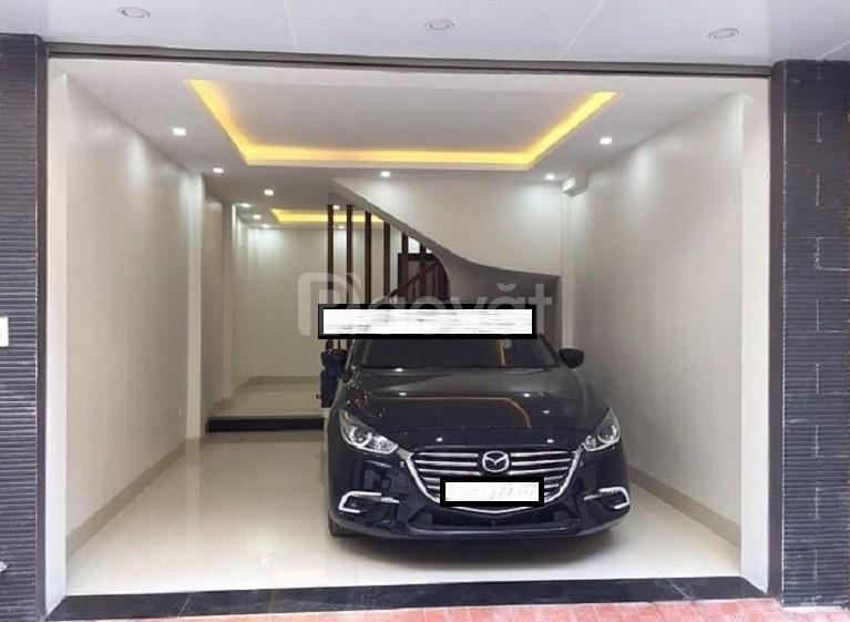 Nhà đẹp Phan Kế Bính, Ba Đình, 45m2, ô tô, giá rẻ (ảnh 1)