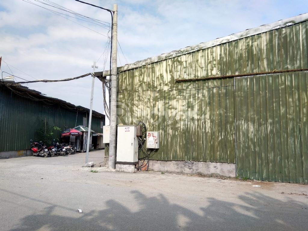 Cần cho thuê gấp kho khu vực Metro Hà Đông