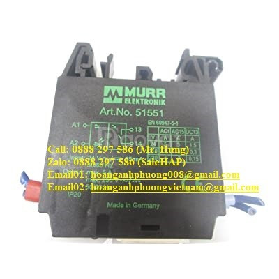 Relay ngõ ra Murr Elektronik 51551