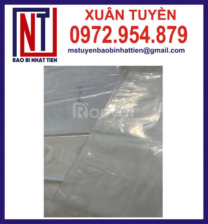 Sản xuất bao PE lồng trong bao đựng gạo (ảnh 1)