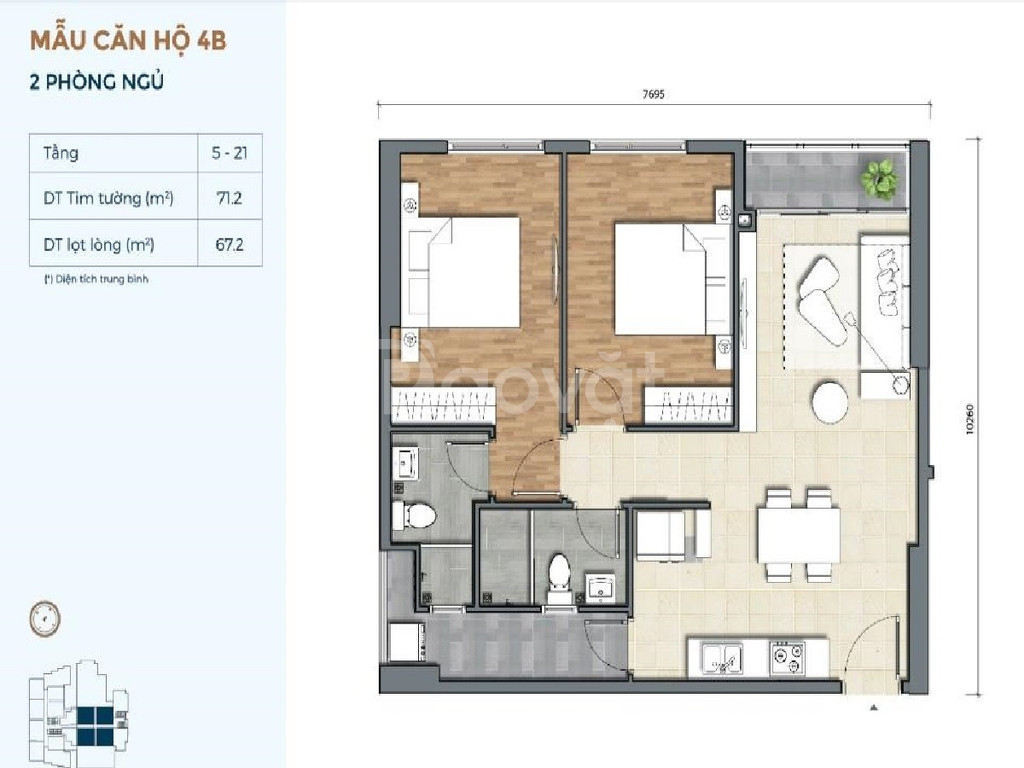 Giữ chỗ căn hộ PreciA ngay trung tâm quận 2 số lượng giới hạn (ảnh 5)