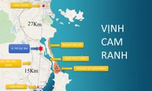 Bán nhanh 100m2, ngang 5m, đường Đinh Tiên Hoàng, trung tâm Cam Lâm