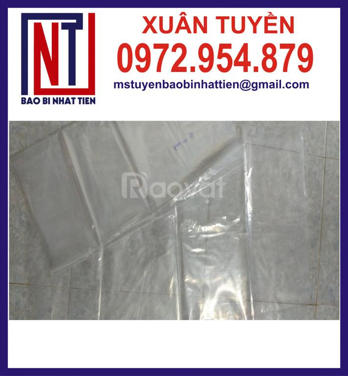 Sản xuất bao PE lồng trong bao đựng gạo (ảnh 5)