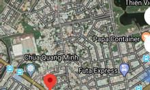 Bán nhà 3 mê mới xây tại kiệt Tôn Đức Thắng, Hòa Minh