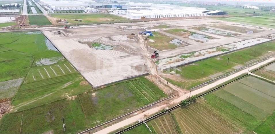 Đất nền kcn Yên Phong