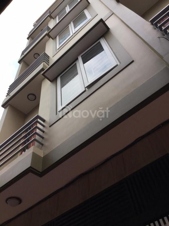 Cần bán nhà ở gần ngã tư Lê Trọng Tấn Quang Trung Hà Đông ô tô đỗ cửa 50m2 4 tầng 2 tỷ 8
