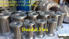 Nhà sản xuất chào giá khớp nối mềm chống rung mặt bích, ống nối inox (ảnh 6)