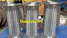 Nhà sản xuất chào giá khớp nối mềm chống rung mặt bích, ống nối inox (ảnh 4)