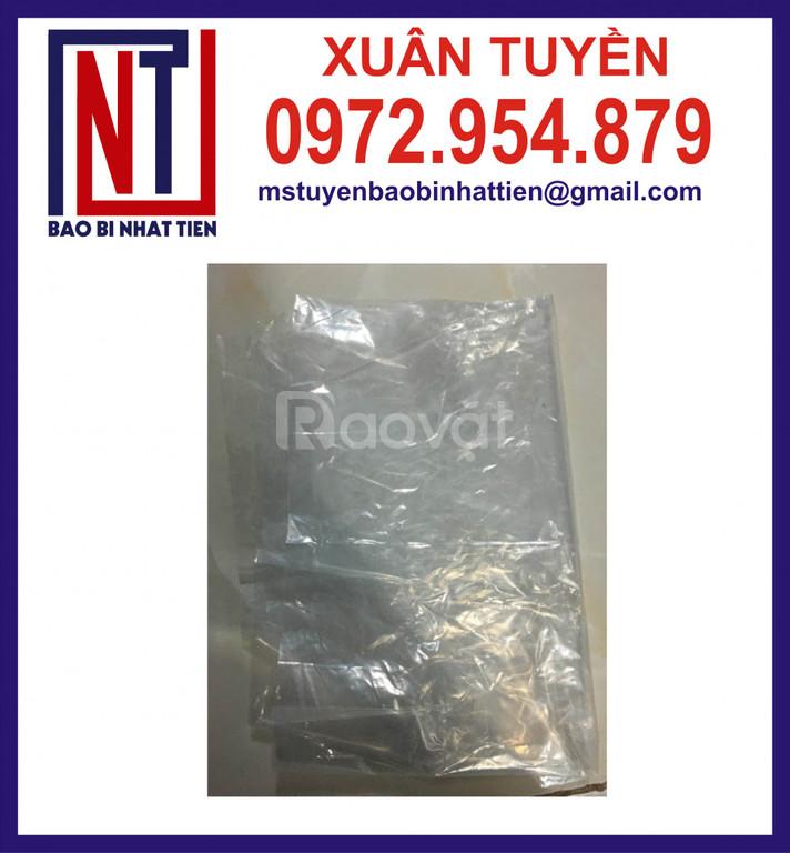 Sản xuất bao PE lồng trong bao đựng gạo (ảnh 6)