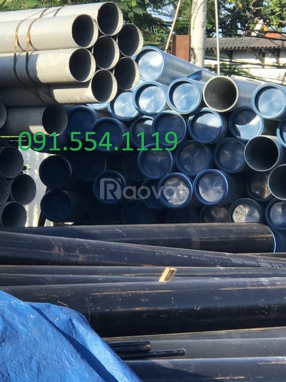 Chuyên cung cấp sỉ và lẻ thép ống đúc phi 168 dày 7.11ly cây 6m