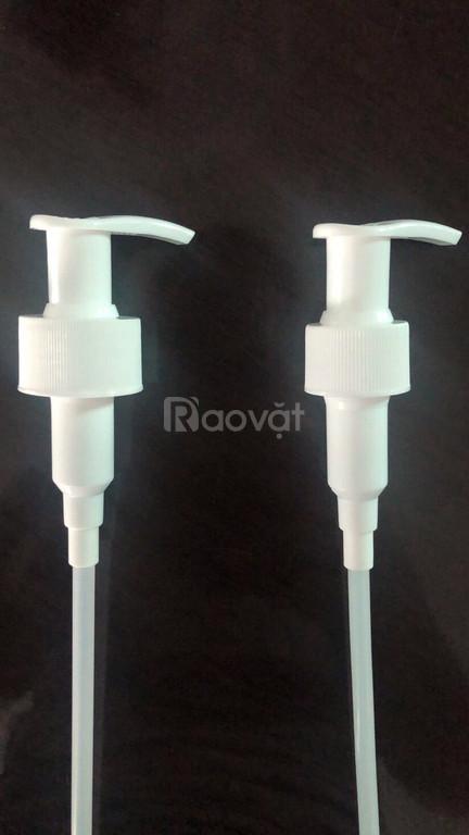 Đầu vòi ấn, bơm loại 24/410 và 28/410 dùng trong ngành mỹ phẩm
